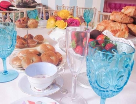 Rise & Shine Brunch Tea Party