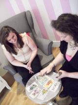 Tarot Reading at Tea Party Kentish Town