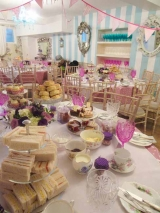 Wedding Private Afternoon Tea Party