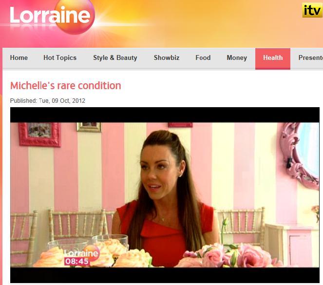 ITV Lorraine 9_10_12