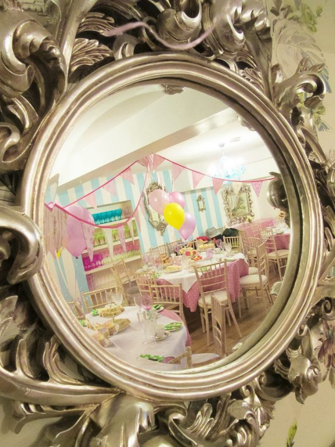 Bridal Shower Afternoon Tea Venue London