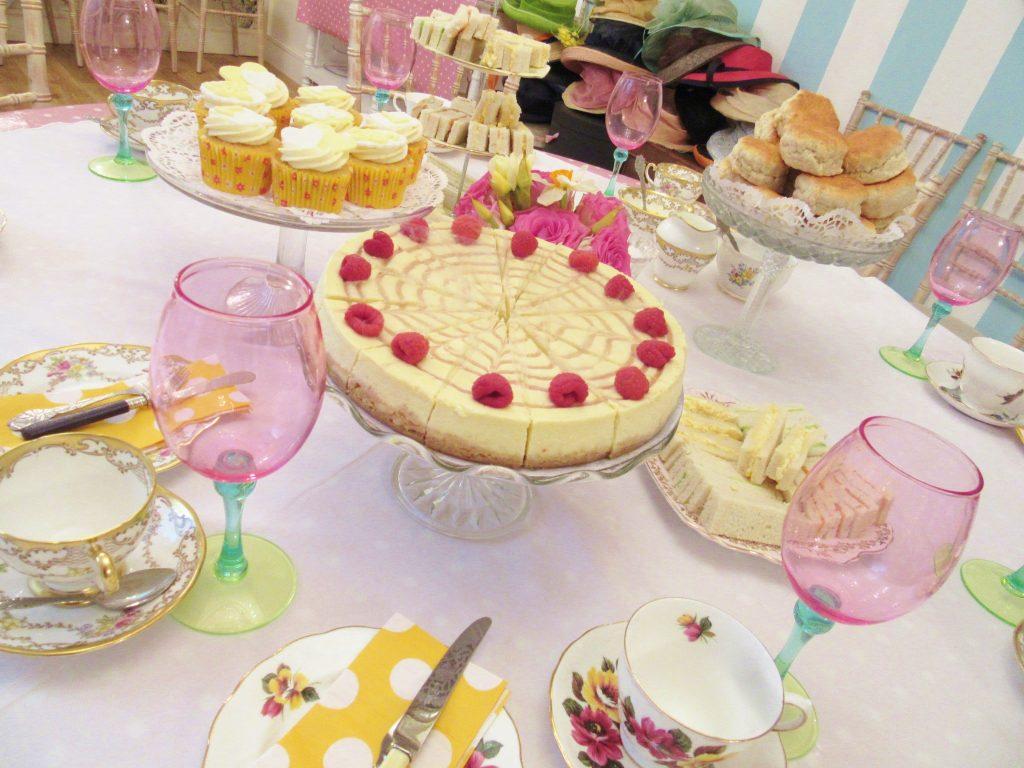 Gorgeous Birthday Celebration Tea Party London