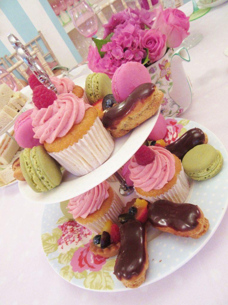 Yummy Patisserie Birthday Tea Party