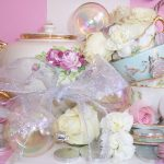 A Christmas Private Tea Party..what a great idea!