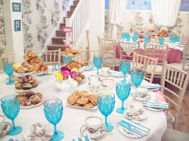 Rise Shine Brunch Tea Party at our Private Venue in Tufnell Park