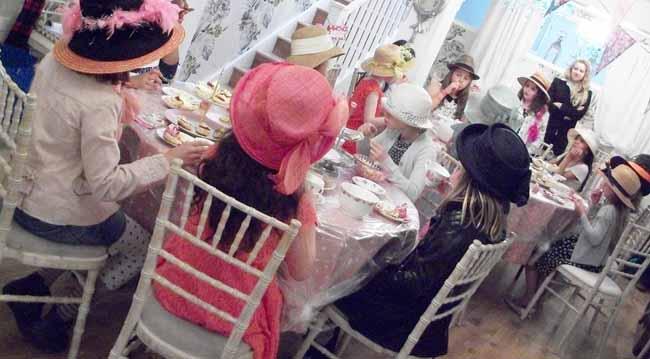 Tea Party for Children